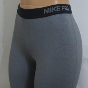 ⭐For Bundles Only⭐Nike Pro Pants Capri Gray S